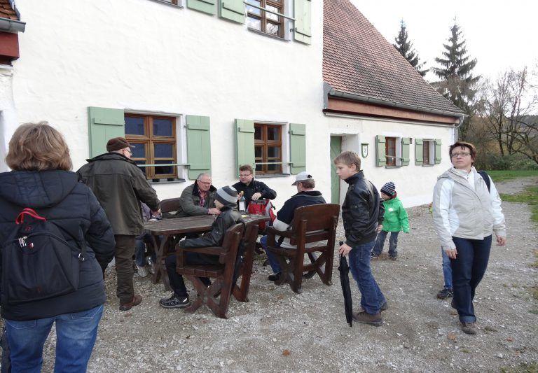 Aktivitäten bei der CSU Berg