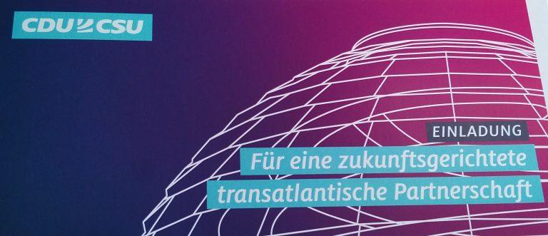 Kongress Digital CDU/CSU Fraktion im Bundestag am 05.05.2021