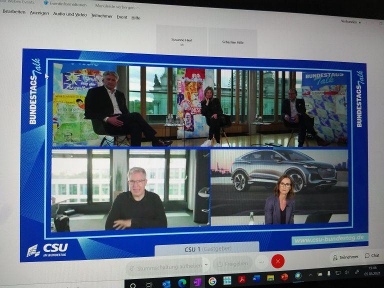 Bundestags-Talk
