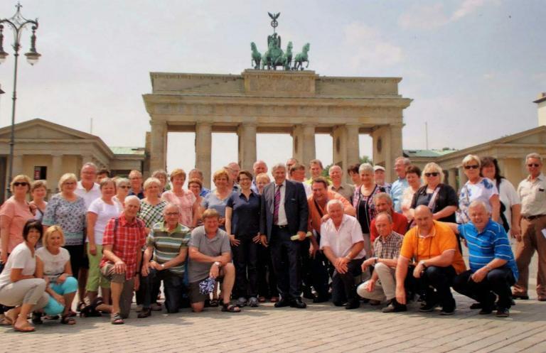 Mai 2016 – Berlinfahrt